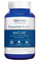 Essential-Biotic MATURE 60 delayed-release